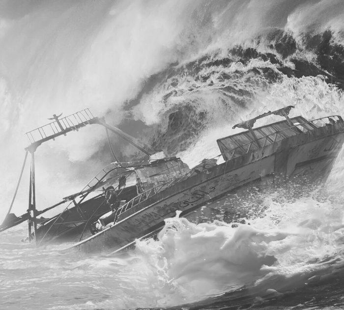 Découverte de Blank, pourquoi être ambitieux pour éviter le naufrage ?